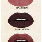 Brown Lipstick