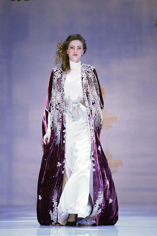 الأزياء العربية