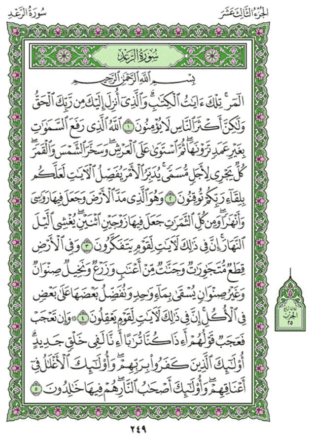 Surah Ar Ra D Ayat 31 : surah, Surah, Ar-Raad, (Chapter, Quran, Arabic, English, Translation, IqraSense.com