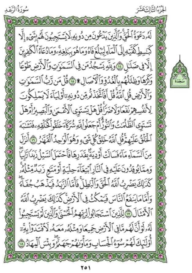 Surah Ar Ra D Ayat 28 : surah, Surah, Ar-Raad, (Chapter, Quran, Arabic, English, Translation, IqraSense.com