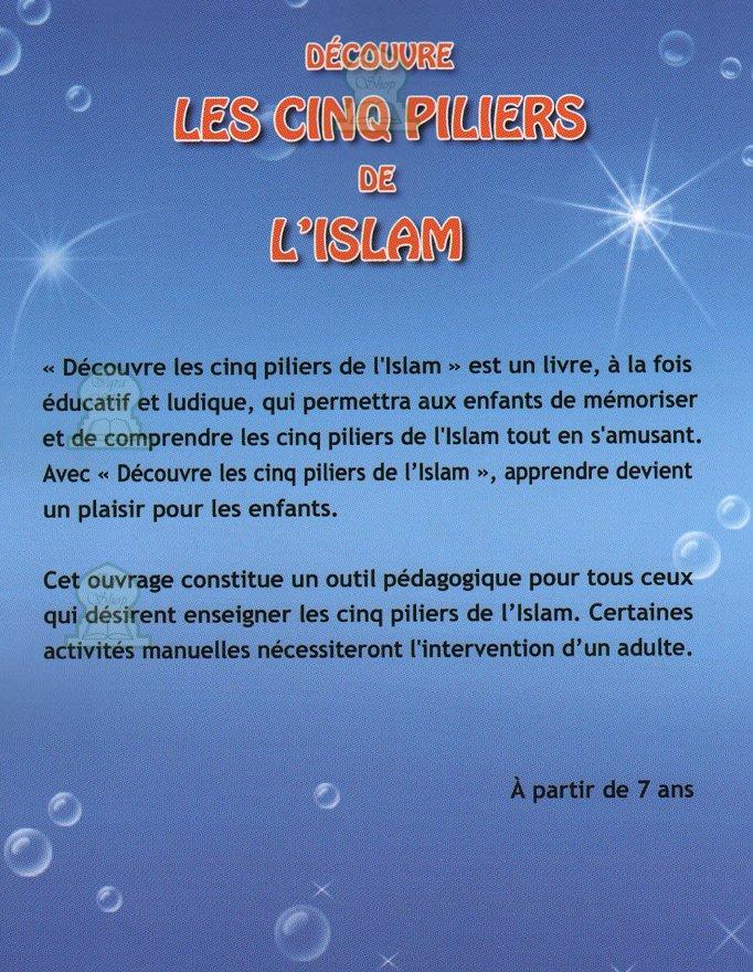 7 Piliers De L Islam : piliers, islam, Découvre, Piliers, L'Islam, Chadia, Zouiten, Livre