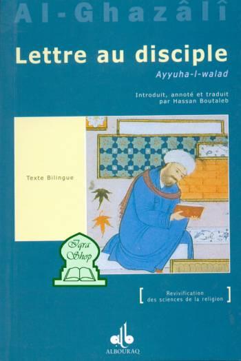 Les Disciples En 5 Lettres : disciples, lettres, Lettre, Disciple, Imâm, Hamid, Al-Ghazâlî, Traduit, Hassan, Boutaleb, Livre