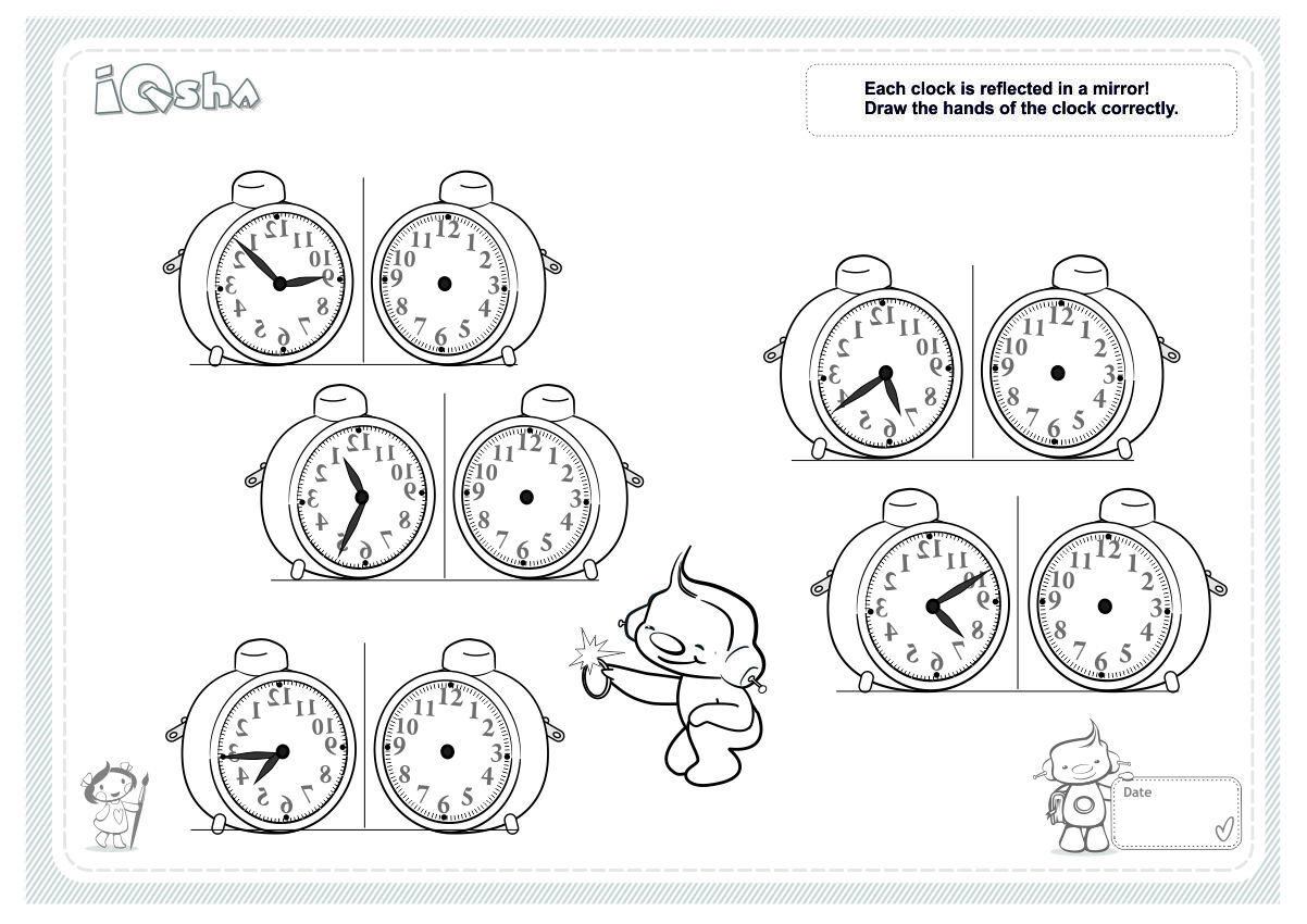 How To Teach A Child To Read A Clock And Tell The Time