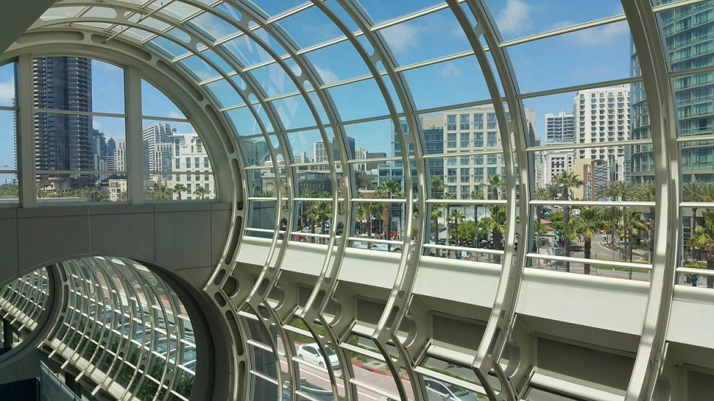 business video conference near San Diego Convention Center