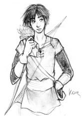 Juinatar Thelmes (detto Juin) della Terra Madre, protagonista della mia storia.