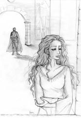 Sua Altezza Mysel Mogarim del Regno di Tyrlen. Ha visto giorni migliori, sì.