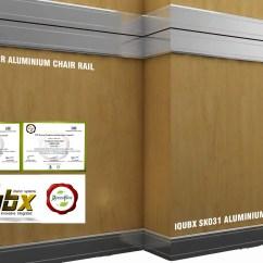 Chair Rail Upside Down Rental Louisville Ky Wall Skirting Board Aluminium Trim For Walls Iqubx Sk031 Sk031cr