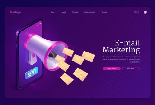 Email Marketing Strategy-IQue Lab