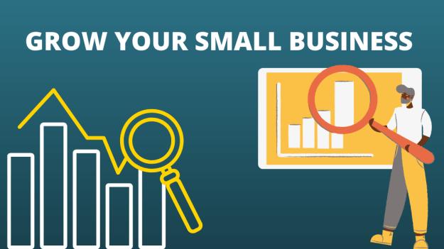 Grow your small business via digital marketing