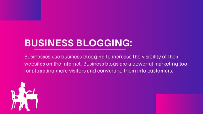 What is Business Blogging