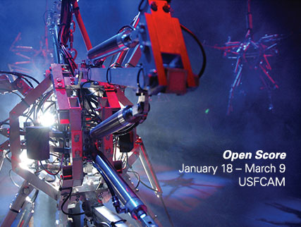 Open Score opens January 18th at USFCAM