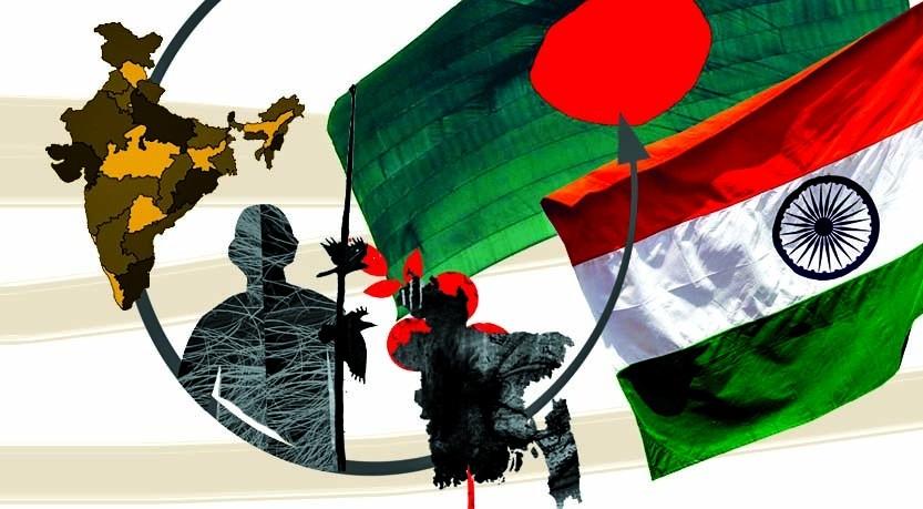 বাংলাদেশকে ১০ রেল ইঞ্জিন দিল ভারত