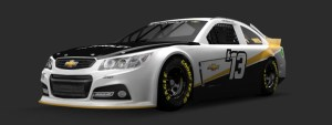iRacing 2013 Chevy SS