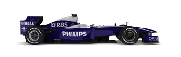 iRacing FW31