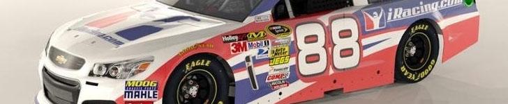 G6 NASCAR Chevy SS
