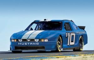 NASCAR Nationwide Mustang
