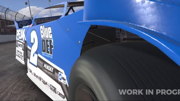 iRacing Dirt Late Model