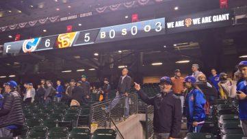 Cubs win NLDS