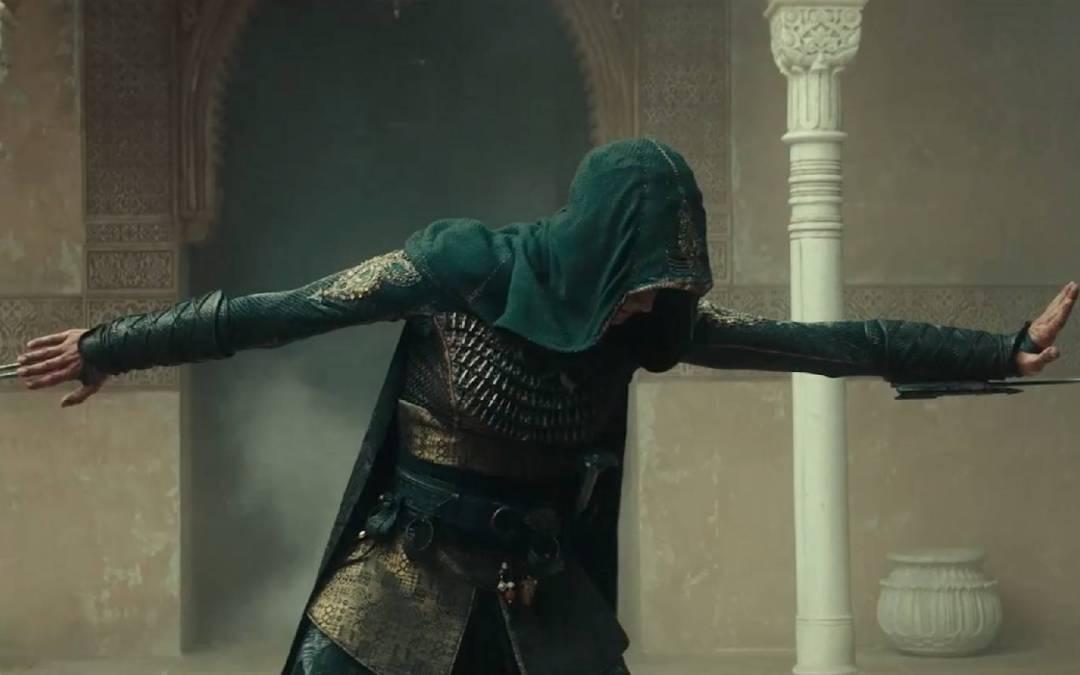 2018 Movie #1: Assassin's Creed