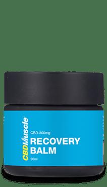 CBDMuscle Recovery Balm
