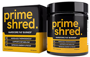 PrimeShred - Best Workout Supplement Review