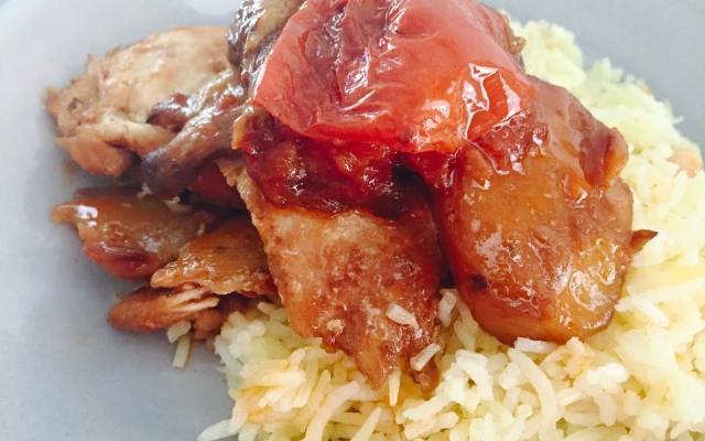 Tepsi med kyckling –smaker som smälter