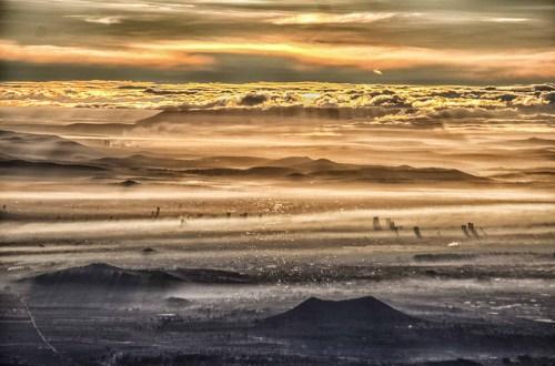Sunrise por Iram Ortega