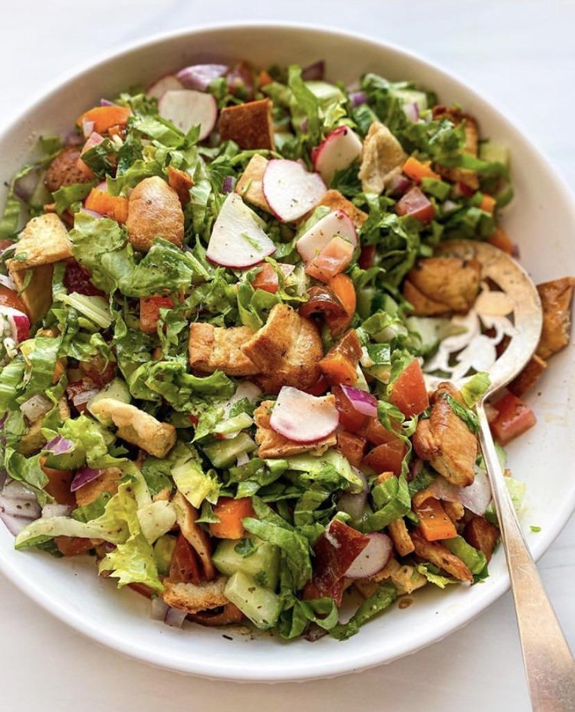 Fattoush – Salade iranienne