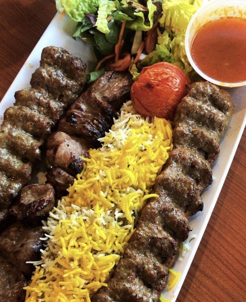 Kabab Koobideh: receta de pinchos iraníes