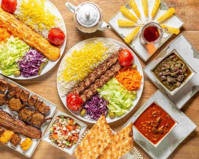 Iranian catering and Persian catering