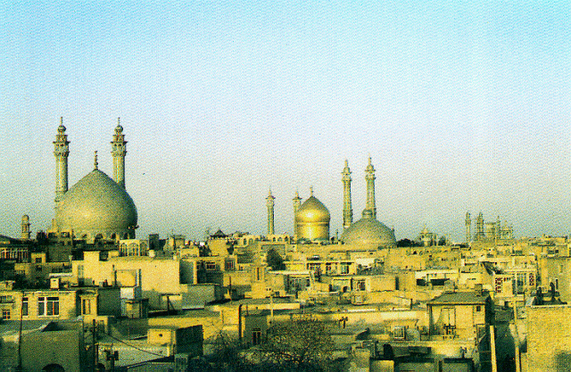 Qom  iranit