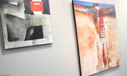Artisti stranieri mettono in mostra la loro visione dell'Iran