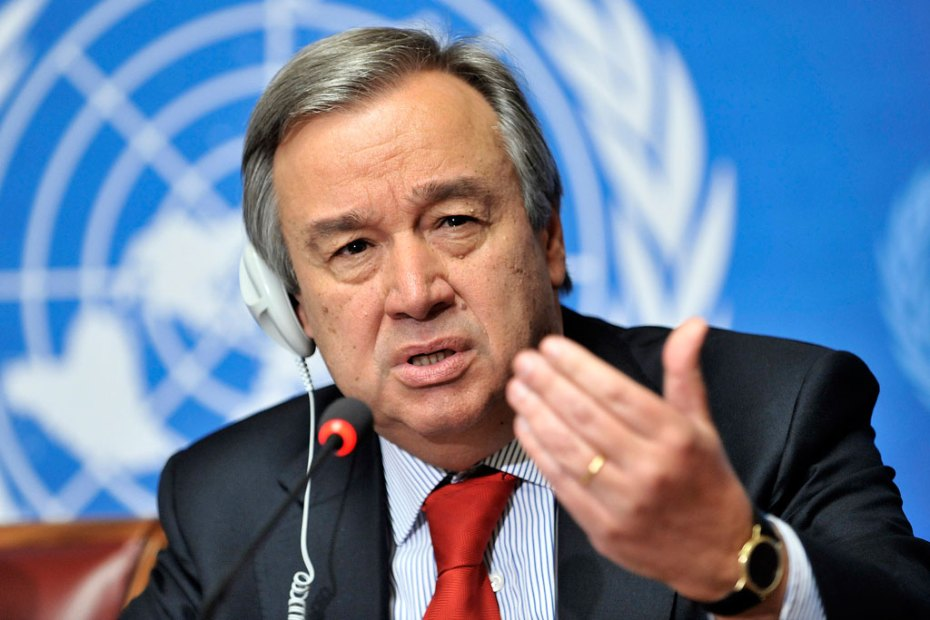 António Guterres highlights ongoing calls for truth over Iran's 1988 massacre