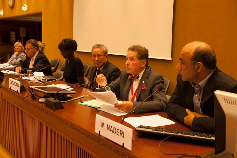 Call for UN commission of inquiry into Iran's 1988 massacre at HRC