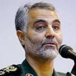 Ghasem Soleimani Commander of Quds Force