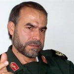 IRGC Commander Brigadier General Yadollah Javani