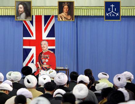 روابط روحانیت شیعه و استعمار انگلیس - قسمت دوم