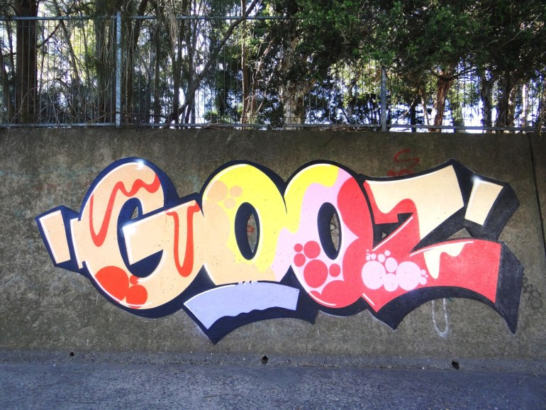 Gooz: Fart in Farsi