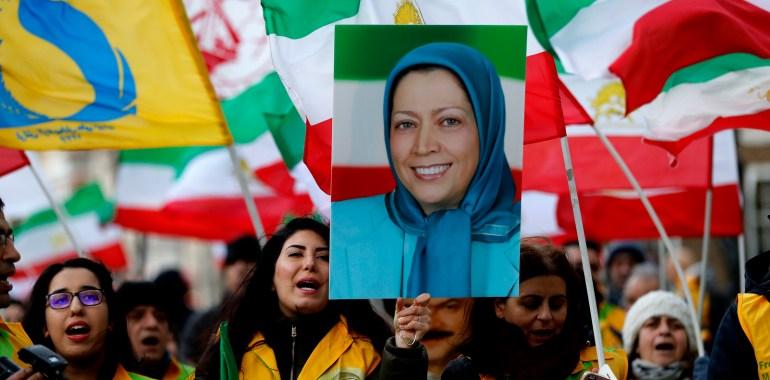 Britain Iran Protest