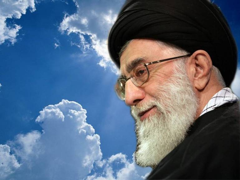 Khamenei a counterfeit leader