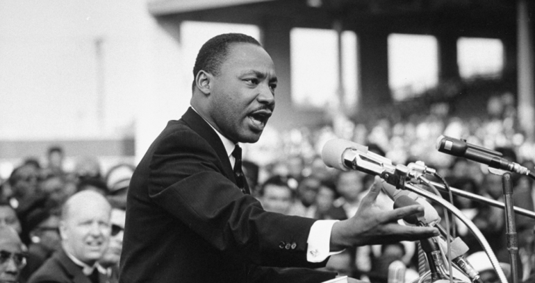 What Martin Luther King Junior Can Teach Iranians