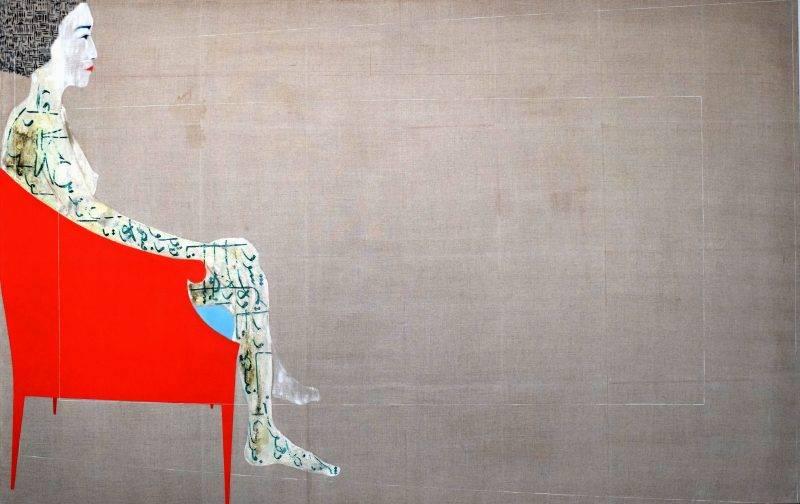 Jason Noushin iranian art