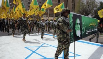 イスラエルとイランに支持されているイスラエルの間の戦争が近づくにつれて世界時計