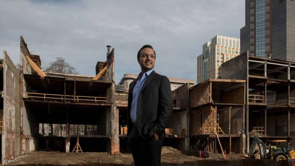 Ali Youssefi Sacramento developer, philanthropist