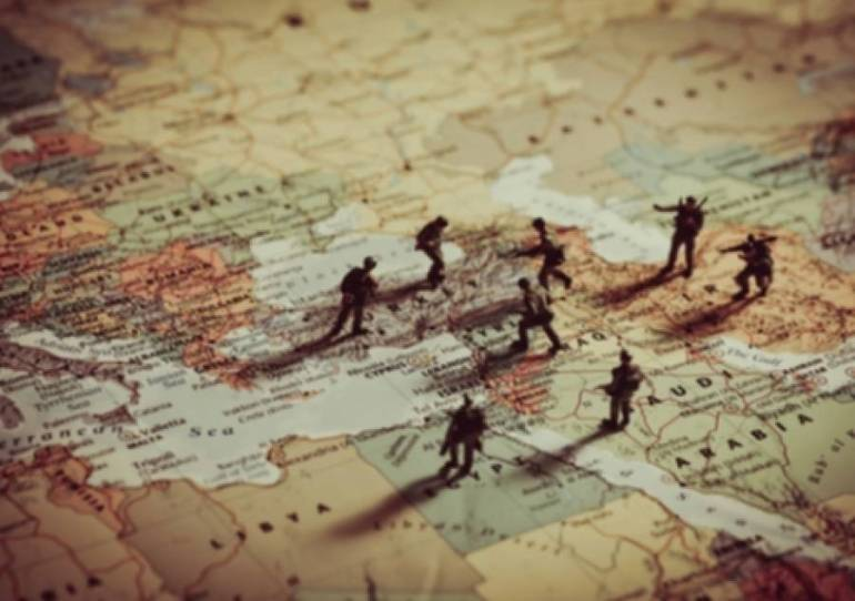 Iran and Middle Eastern conflicts