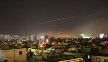シリアはイスラエルに新たな関与のルールを課す