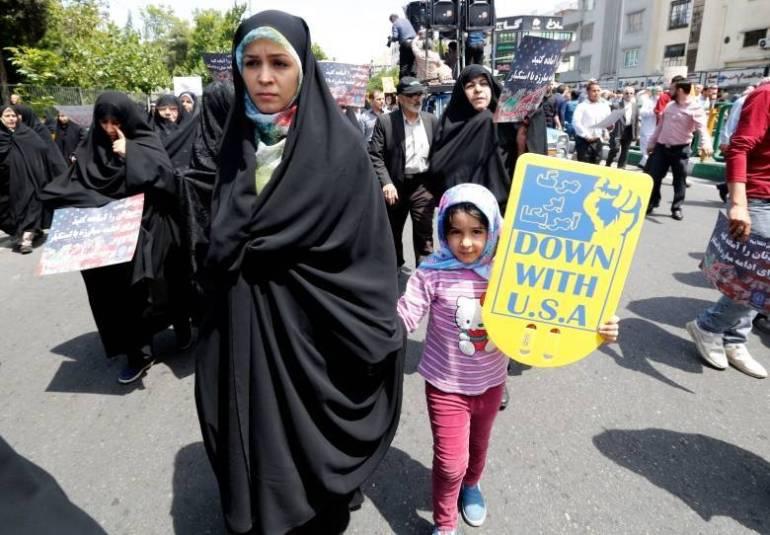 tehran-protest