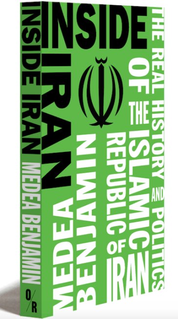 'Inside Iran' by CODEPINK's Medea Benjamin