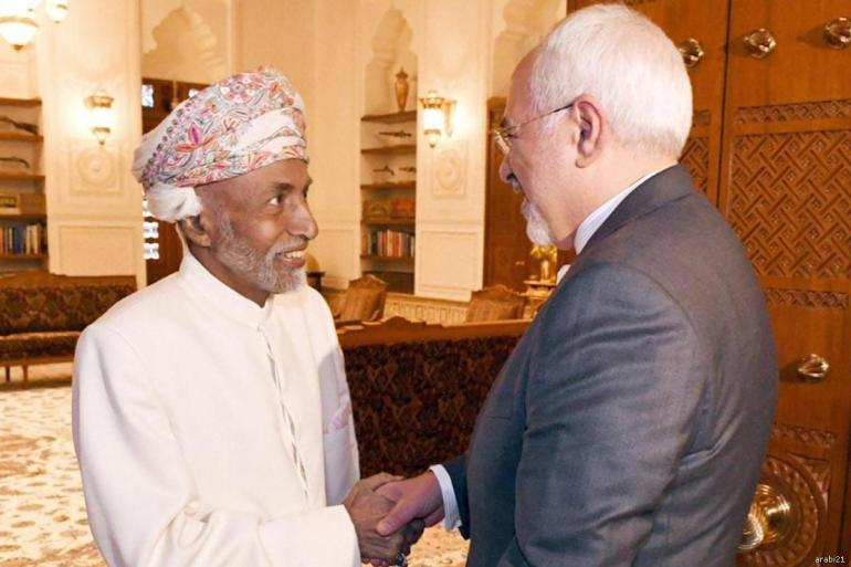 2017_10_03-Oman-s-Sultan-Qaboos-Bin-Said-Al-Said-held-talks-with-the-Iranian-foreign-minister11