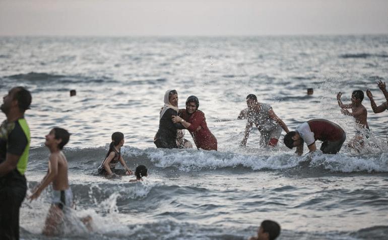 Caspian sea Iranians